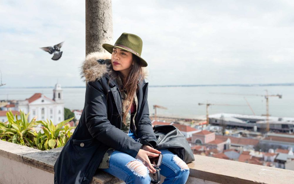 Study shows 80% of women travellers are choosing to travel solo 25