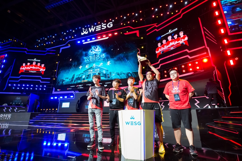 Esports and mobile gaming are exploding in SouthEast Asia. 64