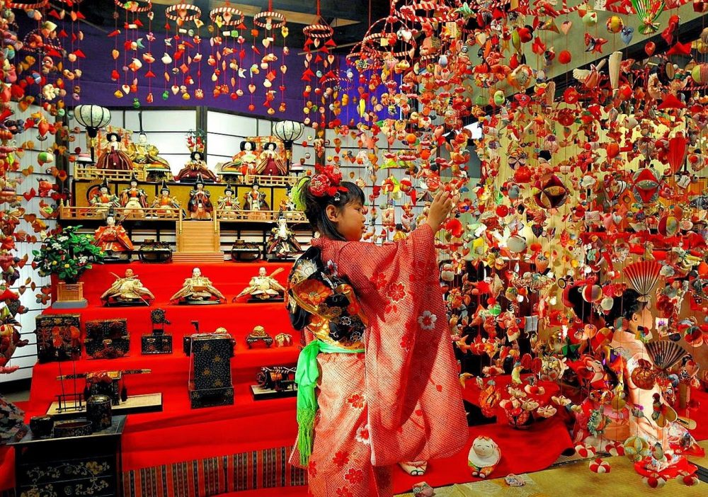 Hina Matsuri, Japan's Dolls Festival to celebrate young girls' growth, good health and happiness 62