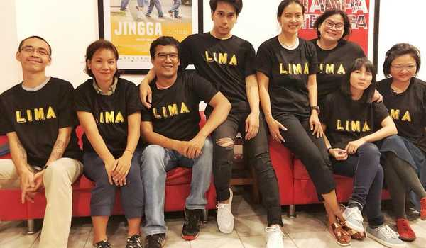 Indonesian film 'Lima' invited to Kazan Festival in Russia 97