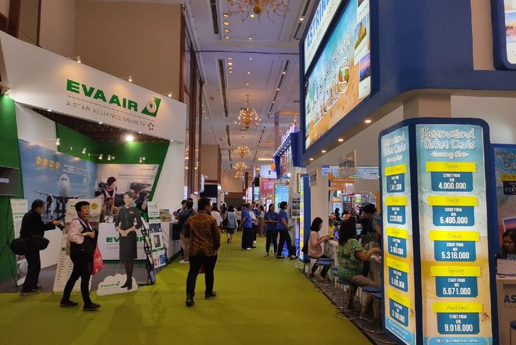 Indonesia's Astindo Travel Fair opens in five cities 8