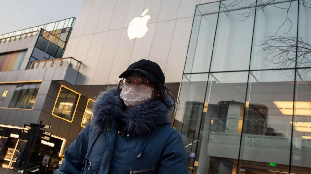 Apple closes Stores in China until February 9 19