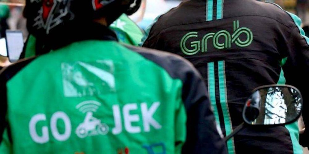 Grab may merge with Gojek 13
