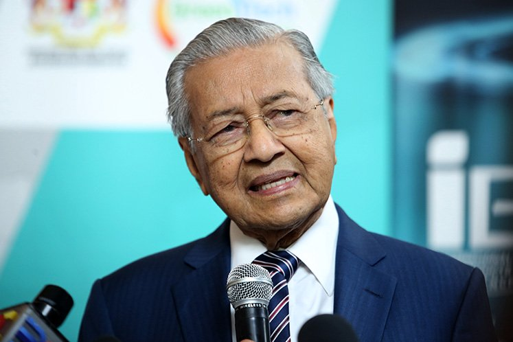 Malaysian Prime Minister Steps Down. 7