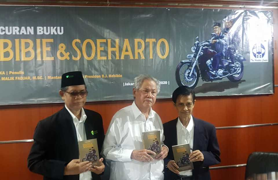 'Habibie & Soeharto' tells real story between two Indonesia's former presidents 13