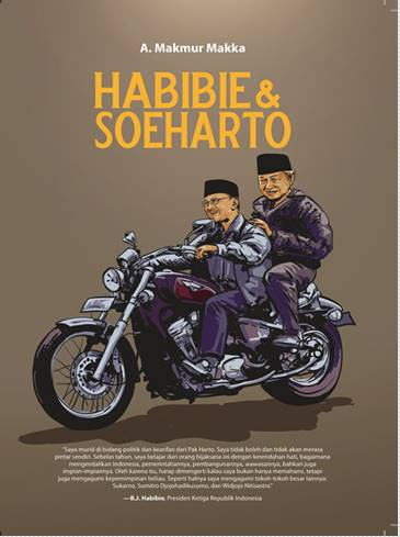 'Habibie & Soeharto' tells real story between two Indonesia's former presidents 68