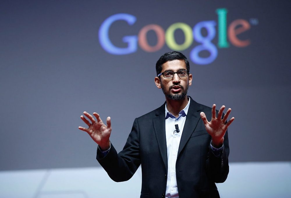 Google CEO News Asia Today