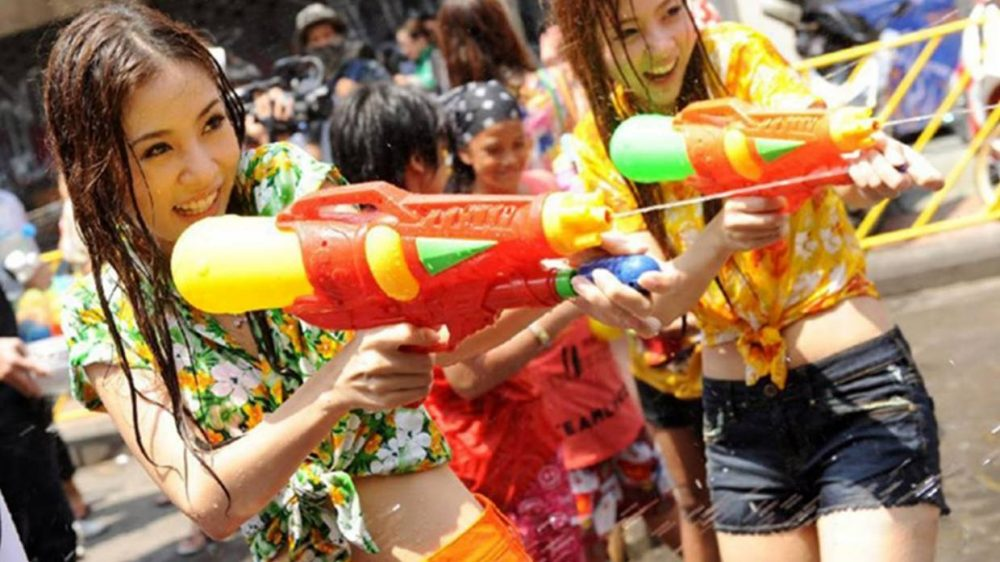 Songkran festival extended 9 days News Asia Today