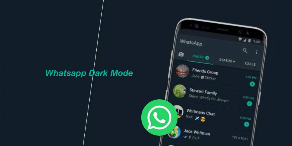 WhatsApp Dark Mode News Asia Today
