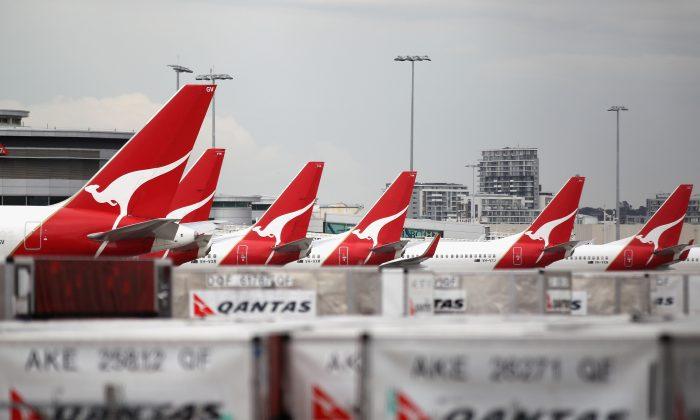 Qantas Grounds Flights News Asia Today