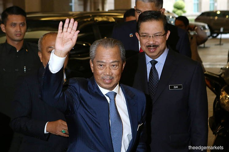Muhyiddin announces cabinet News Asia Today