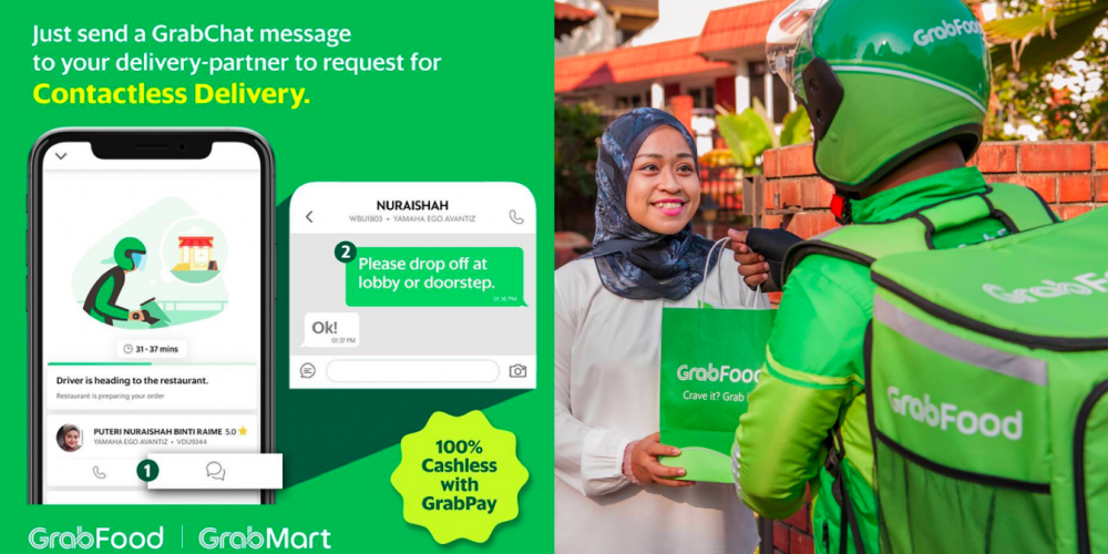 GrabFood Malaysia offers free deliveries 13