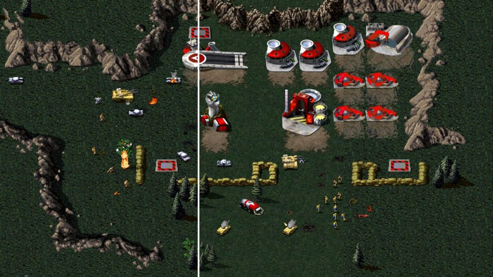 Command & Conquer Remastered Collection News Asia Today