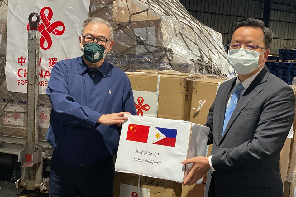 China Aid Philippines News Asia Today
