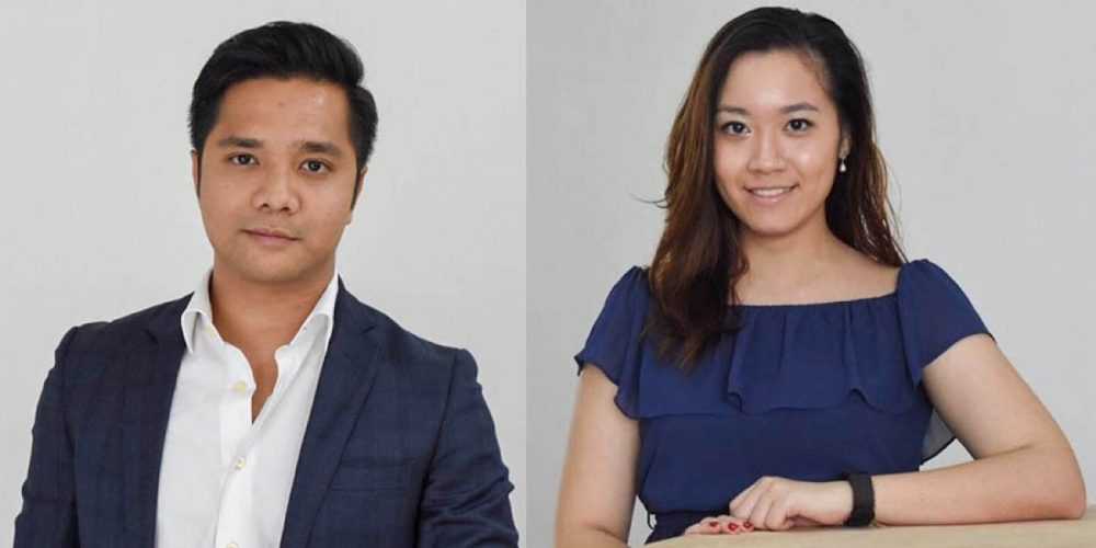 Dropee founders, Aizat Rahim and Lennise Ng News Asia Today