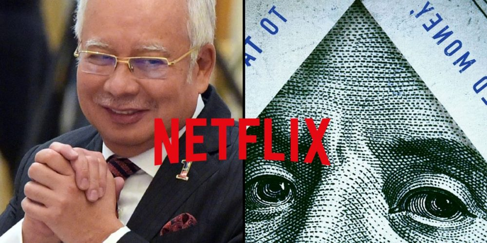 Najib Razak Man at the Top Netflix Dirty Money News Asia Today