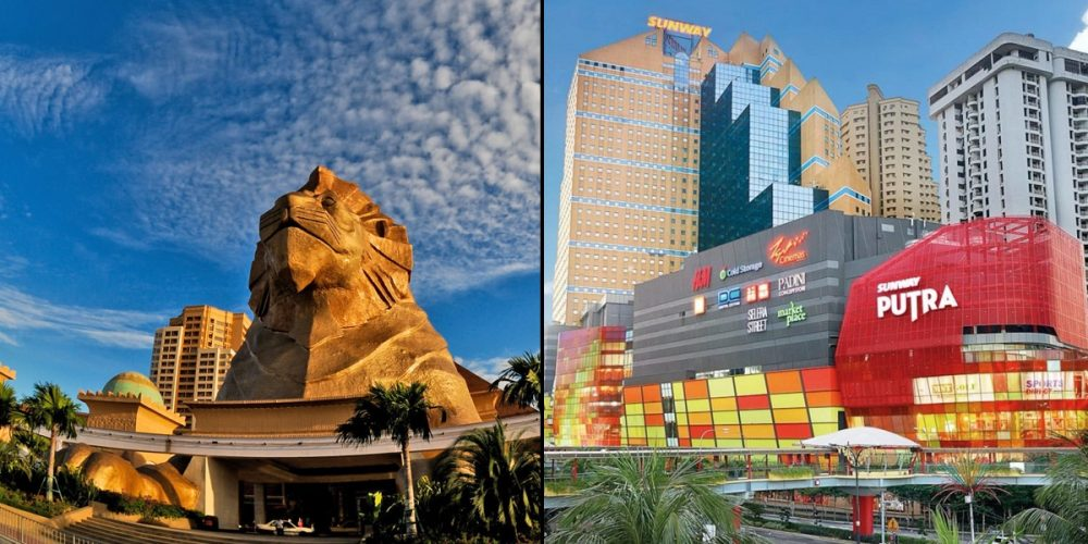 Sunway Malls Free Rent News Asia Today