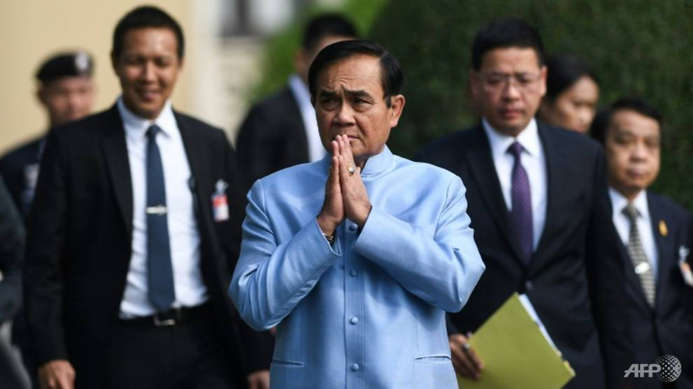 Thailand's Prime Minister News Asia Today