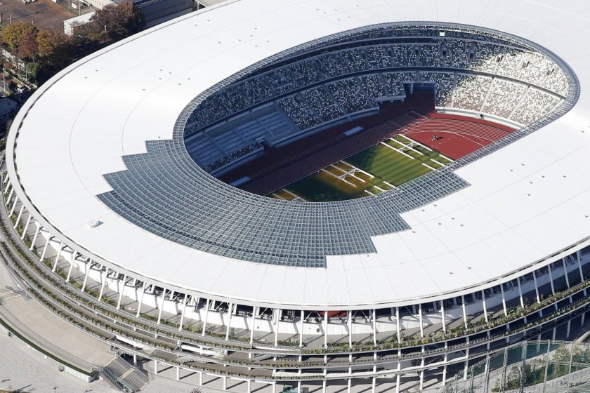 Tokyo Olympics Stadium News Asia Today