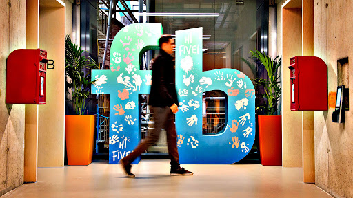 Facebook London office News Asia Today