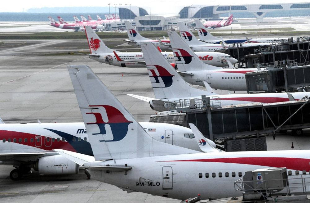 Golden Skies Ventures offers $2.5billion to take over Malaysia Airlines 74