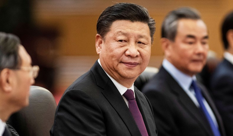 China's Economy shrinks for first time 14