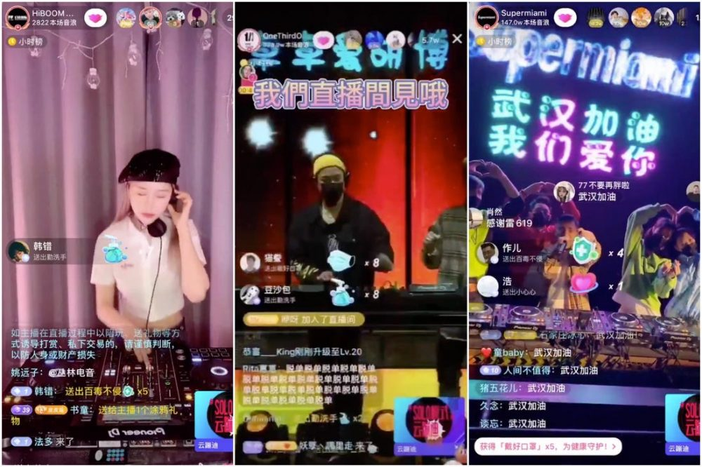 China online clubbing app News Asia Today
