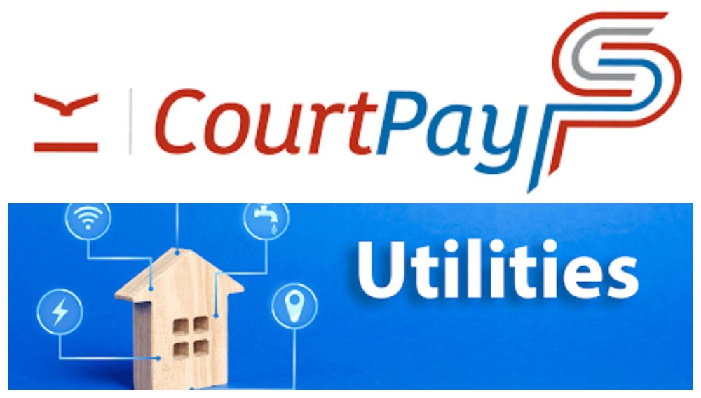 payment processor of courtpay and utilitypay