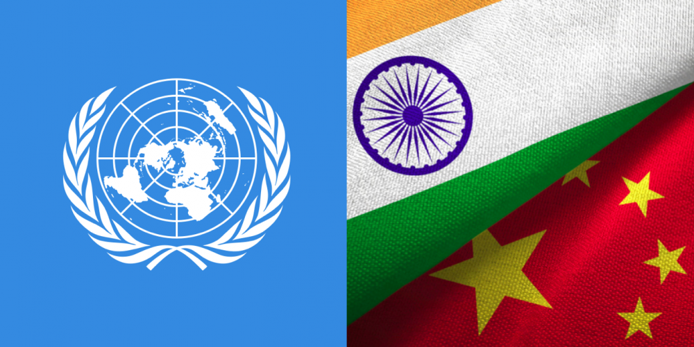 Only China & India will escape global recession according to a report from UN 31