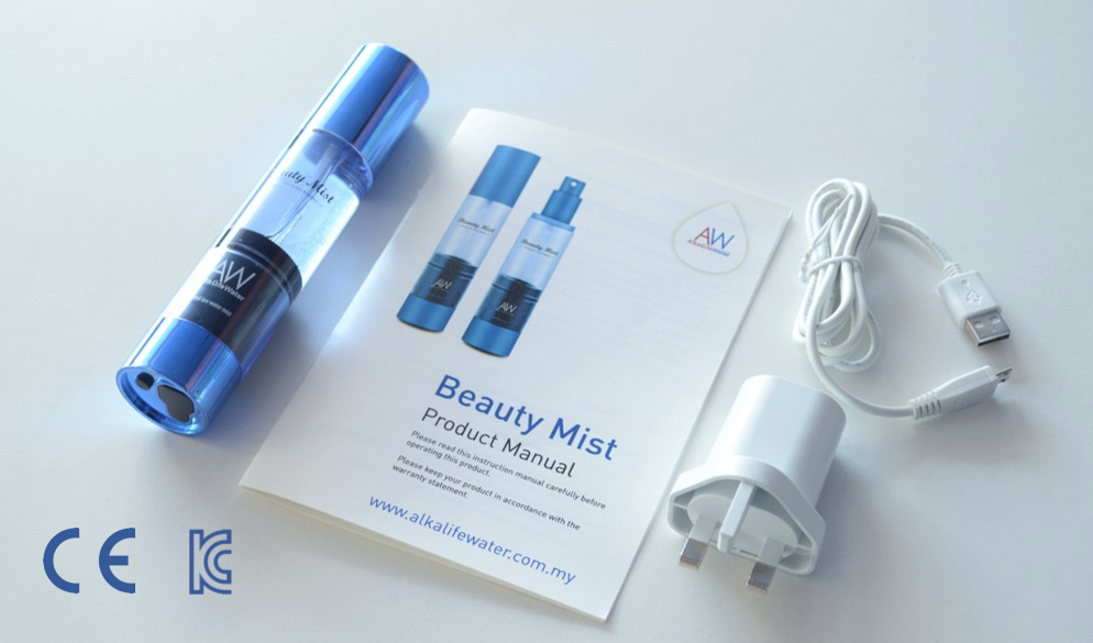 Jang Su Beauty Mist B'Mist Spray CE KC Certified News Asia Today