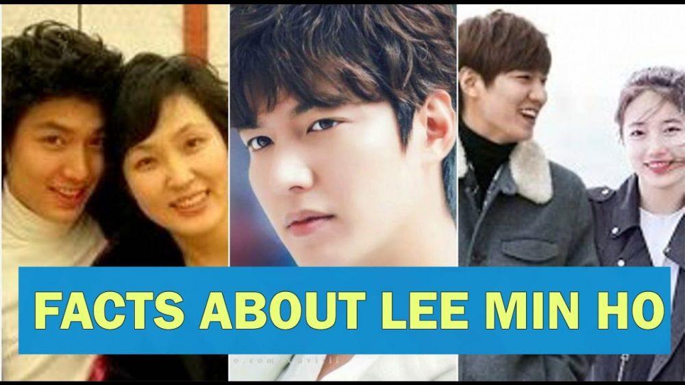 Sensational Facts of Korean Superstar actor Lee Min Ho's life Revealed 25