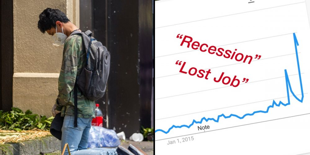 Google Trends Recession Keywords News Asia Today