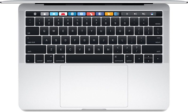 New Macbook Pro Retained Touchbar News Asia Today