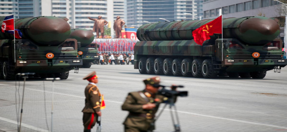 North Korea's missile program has been linked to facility based near Pyongyang Airport 13