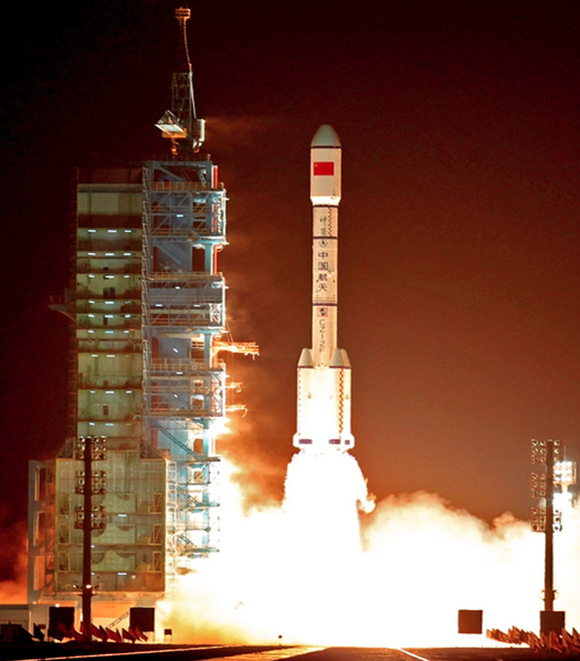 China's dream of a space station on the horizon with launch of new rocket 76
