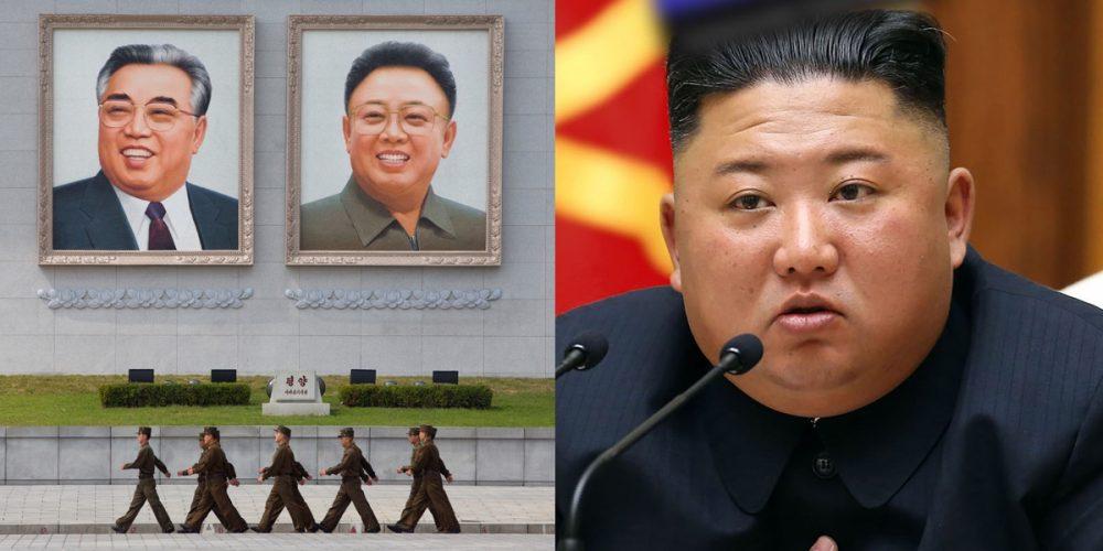 Kim Jong Un portraits taken down News Asia Today