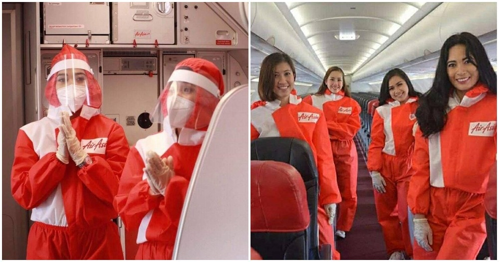 AirAsia Protective Suits News Asia Today