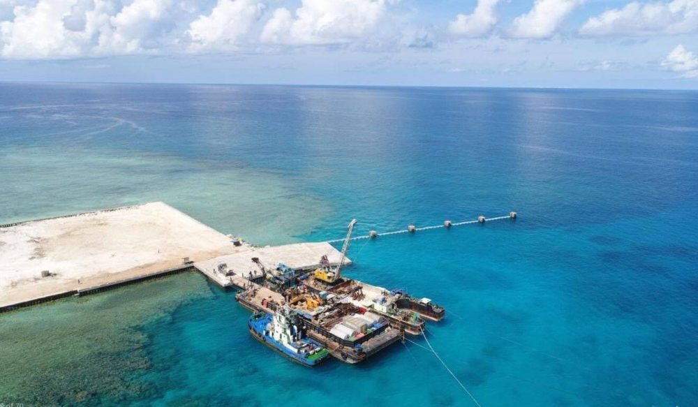 Philippines to spend $26 million for military infrastructure on an island. 73