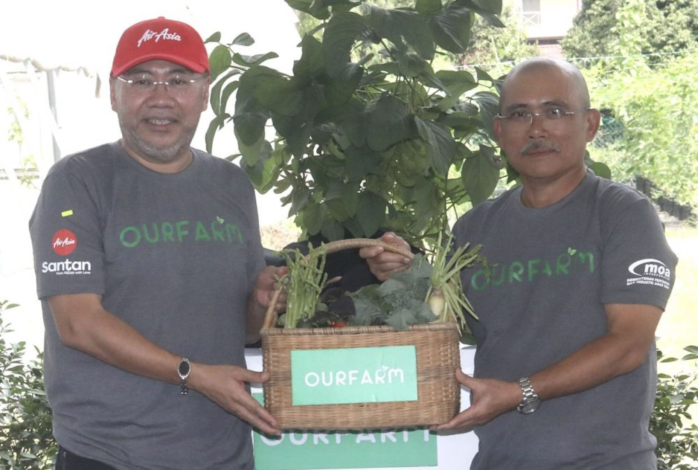 AirAsia OURFARM Launch News Asia Today