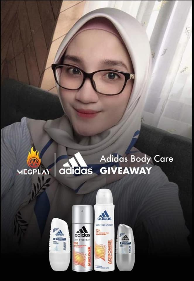 Adidas is giving away free Body Care packs for Malaysians who love gaming. 20
