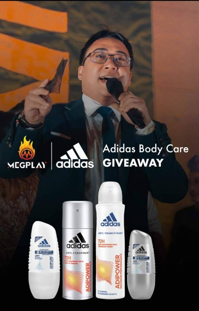Adidas is giving away free Body Care packs for Malaysians who love gaming. 19