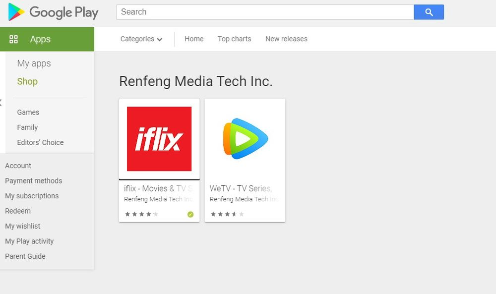 Tencent has reportedly bought iflix. 25