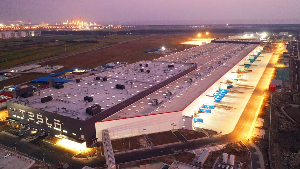 Tesla Gigafactory China News Asia Today