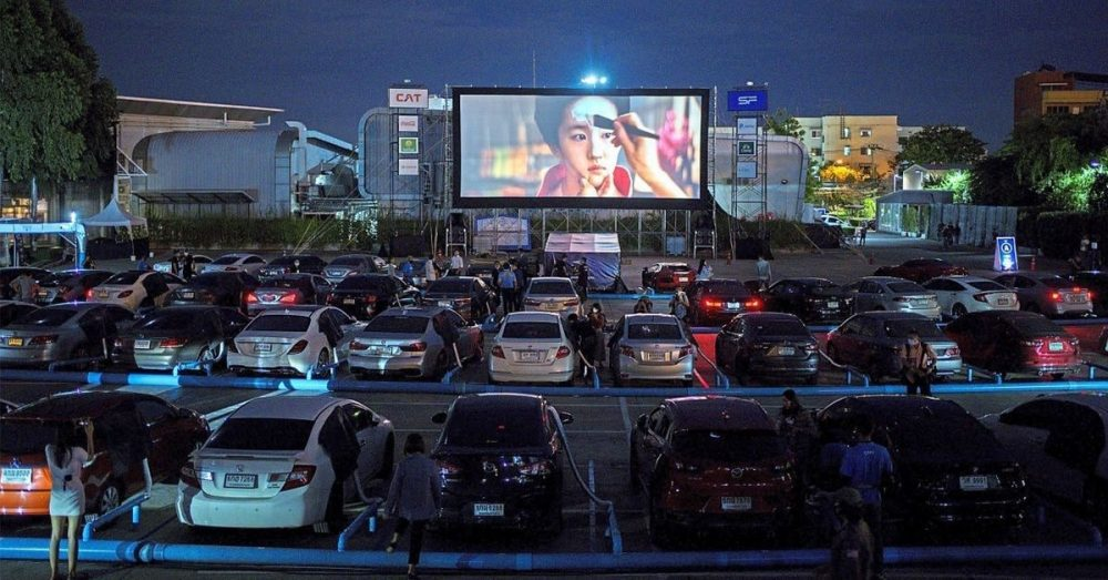 Drive-In Cinema M-Junction Malaysia News Asia Today