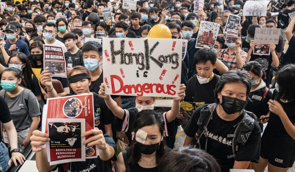 Hong Kong gathering News Asia Today