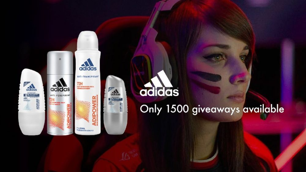 Adidas Giveaway Body Care Pack News Asia Today MEGPlay