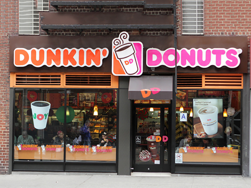 Dunkin' Donuts close 450 stores News Asia Today