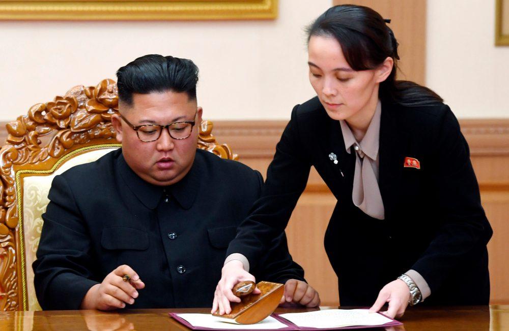 Kim Yo-Jong News Asia Today