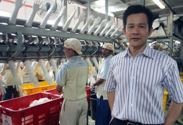 Malaysia 5th billionaire Riverstone Wong Teek Son News Asia Today