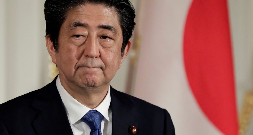 Japan's Prime Minister resigns over worsening health 97